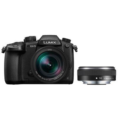 Für weitere Info hier klicken. Artikel: Panasonic Lumix DC-GH5 + Leica DG Elmarit 12-60mm f/2,8-4,0 OIS + AF 14mm f/2,5 II Pancake