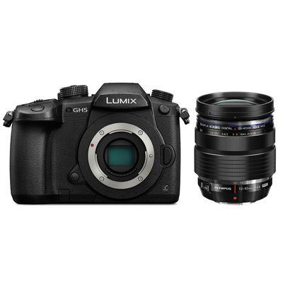 Für weitere Info hier klicken. Artikel: Panasonic Lumix DC-GH5 + Olympus M.Zuiko AF 2,8/12-40 Pro ED Micro Four Thirds