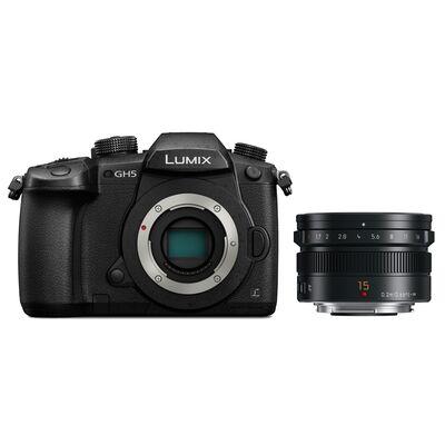 Für weitere Info hier klicken. Artikel: Panasonic Lumix DC-GH5 + Summilux AF 15mm f/1,7 Leica DG