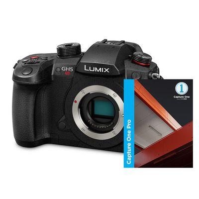Für weitere Info hier klicken. Artikel: Panasonic Lumix DC-GH5S + Capture One Pro 20 schwarz