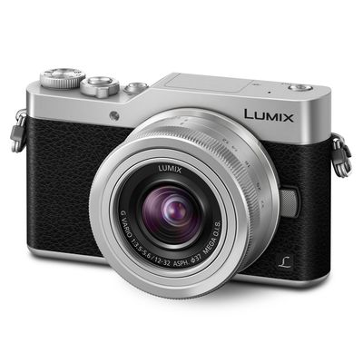 Für weitere Info hier klicken. Artikel: Panasonic Lumix DC-GX800 + 12-32mm Micro Four Thirds schwarz-silber