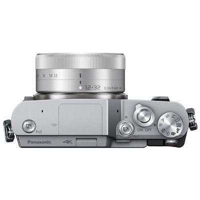 Für weitere Info hier klicken. Artikel: Panasonic Lumix DC-GX880 + 12-32mm Micro Four Thirds schwarz-silber