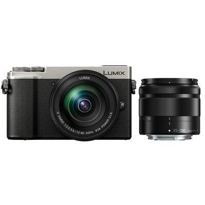 Für weitere Info hier klicken. Artikel: Panasonic Lumix DC-GX9 + 12-60mm + AF 4,0-5,6/35-100 Asph. G Vario OIS