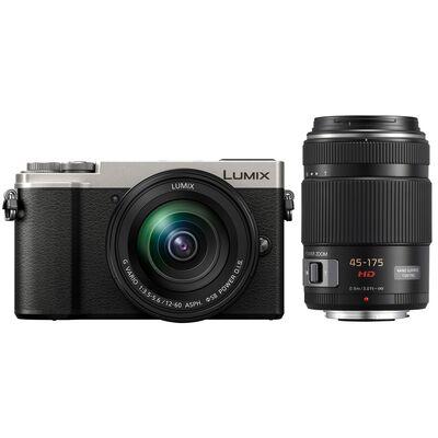 Für weitere Info hier klicken. Artikel: Panasonic Lumix DC-GX9 + 12-60mm + AF X 45-175mm f/4,0-5,6 G OIS Vario asph.