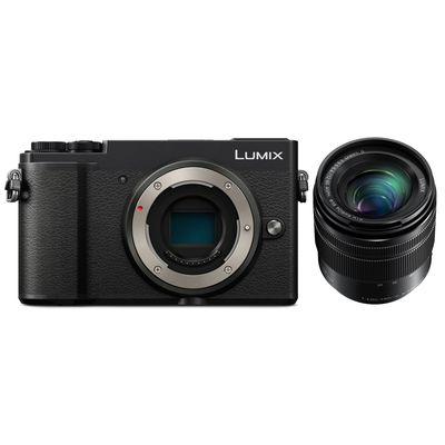Für weitere Info hier klicken. Artikel: Panasonic Lumix DC-GX9, AF 3,5-5,6/12-60 G Vario Asph. Micro Four Thirds schwarz