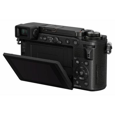 Für weitere Info hier klicken. Artikel: Panasonic Lumix DC-GX9, AF 3,5-5,6/14-140 Micro Four Thirds schwarz