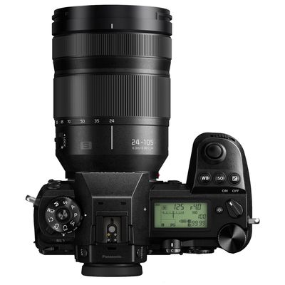 Für weitere Info hier klicken. Artikel: Panasonic Lumix DC-S1, Lumix S 24-105mm f/4,0 Macro O.I.S. L-Mount schwarz