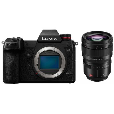 Für weitere Info hier klicken. Artikel: Panasonic Lumix DC-S1 + Lumix S Pro 50mm f/1,4 L-Mount
