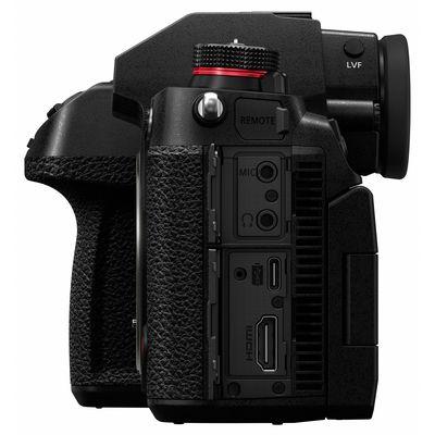 Für weitere Info hier klicken. Artikel: Panasonic Lumix DC-S1H Gehäuse
