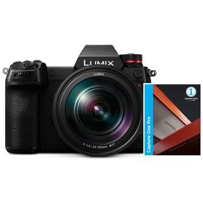 Für weitere Info hier klicken. Artikel: Panasonic Lumix DC-S1R, AF 24-105 + Capture One Pro 12