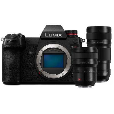 Für weitere Info hier klicken. Artikel: Panasonic Lumix DC-S1R + Lumix S Pro 70-200mm f/4,0 O.I.S. + Lumix S Pro 50mm f/1,4 L-Mount