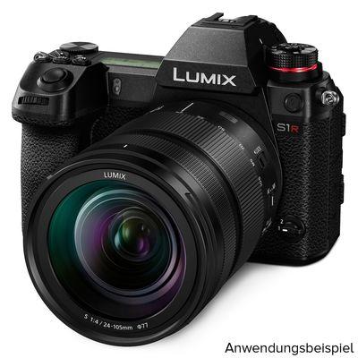 Für weitere Info hier klicken. Artikel: Panasonic Lumix DC-S1R L-Mount schwarz