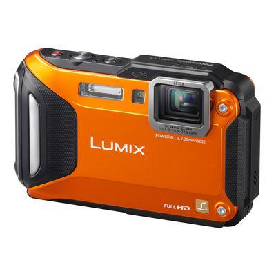 Für weitere Info hier klicken. Artikel: Panasonic Lumix DMC-FT5 orange