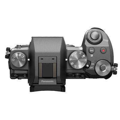 Lumix DMC-G70 Gehäuse schwarz