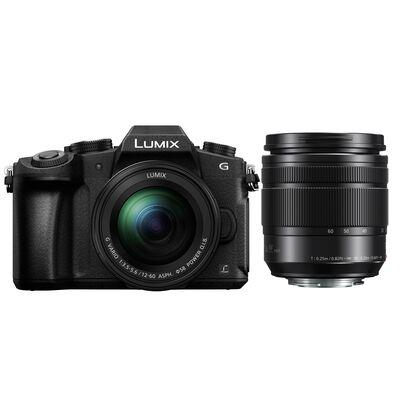 Für weitere Info hier klicken. Artikel: Panasonic Lumix DMC-G81 + 12-60mm f/3,5-5,6 G Vario Asph. OIS + AF 12-60mm f/3,5-5,6 G Vario Asph. OIS