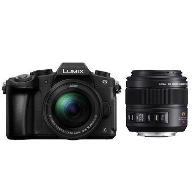 Für weitere Info hier klicken. Artikel: Panasonic Lumix DMC-G81 + 12-60mm f/3,5-5,6 G Vario Asph. OIS + Leica AF 45mm f/2,8 Macro OIS