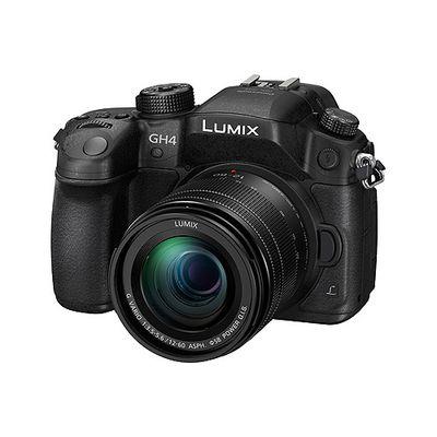 Für weitere Info hier klicken. Artikel: Panasonic Lumix DMC-GH4,AF 12-60 Micro Four Thirds schwarz