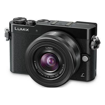 Für weitere Info hier klicken. Artikel: Panasonic Lumix DMC-GM5,AF 12-32 schwarz