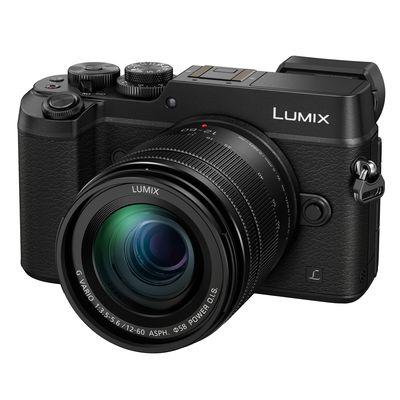 Für weitere Info hier klicken. Artikel: Panasonic Lumix DMC-GX8,AF 12-60 Micro Four Thirds schwarz