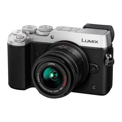 Für weitere Info hier klicken. Artikel: Panasonic Lumix DMC-GX8,AF 14-42 - Ausstellungsstück - titan Micro Four Thirds
