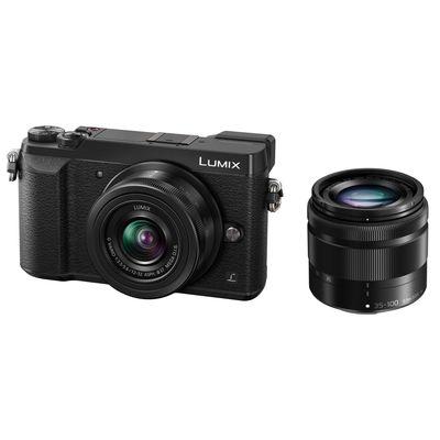 Für weitere Info hier klicken. Artikel: Panasonic Lumix DMC-GX80,AF 12-32+35-100 Micro Four Thirds schwarz