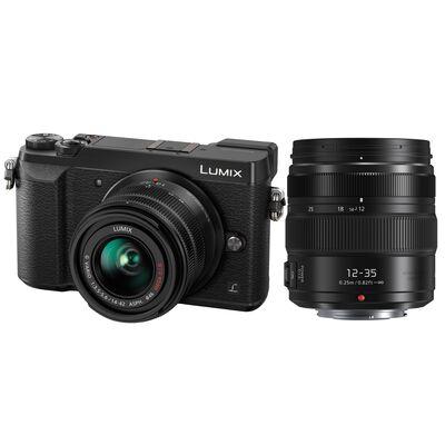 Für weitere Info hier klicken. Artikel: Panasonic Lumix DMC-GX80 + AF 14-42mm G II OIS + AF X VARIO 12-35mm f/2,8 II G asph. O.I.S.