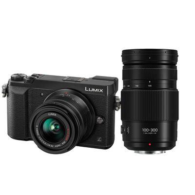 Für weitere Info hier klicken. Artikel: Panasonic Lumix DMC-GX80 + AF 14-42mm G II OIS + AF 100-300mm f/4,0-5,6 II OIS