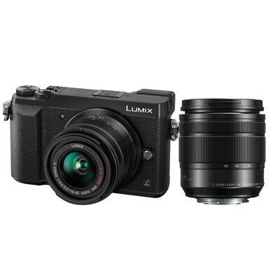 Für weitere Info hier klicken. Artikel: Panasonic Lumix DMC-GX80 + AF 14-42mm G II OIS + AF 12-60mm f/3,5-5,6 G Vario Asph. OIS