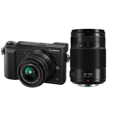Für weitere Info hier klicken. Artikel: Panasonic Lumix DMC-GX80 + AF 14-42mm G II OIS + AF 35-100mm f/2,8 Power OIS