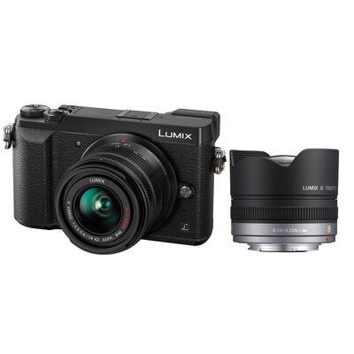 Für weitere Info hier klicken. Artikel: Panasonic Lumix DMC-GX80 + AF 14-42mm G II OIS + AF 8mm f/3,5 Fisheye