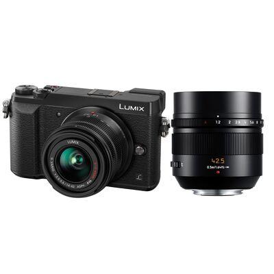 Für weitere Info hier klicken. Artikel: Panasonic Lumix DMC-GX80 + AF 14-42mm G II OIS + AF Nocticron 42,5mm f/1,2 Power OIS DG