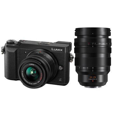 Für weitere Info hier klicken. Artikel: Panasonic Lumix DMC-GX80 + AF 14-42mm G II OIS + Vario-Summilux 10-25mm f/1.7 DG