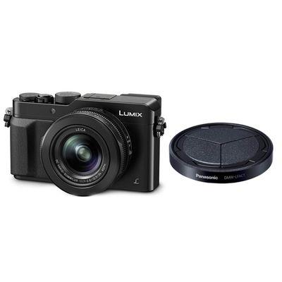 Für weitere Info hier klicken. Artikel: Panasonic Lumix DMC-LX 100 + GRATIS DMW-LFAC1 automatischer Objektivdeckel schwarz