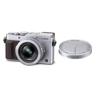 Für weitere Info hier klicken. Artikel: Panasonic Lumix DMC-LX 100 + Gratis DMW-LFAC1 automatischer Objektivdeckel silber