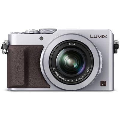 Für weitere Info hier klicken. Artikel: Panasonic Lumix DMC-LX 100 silber