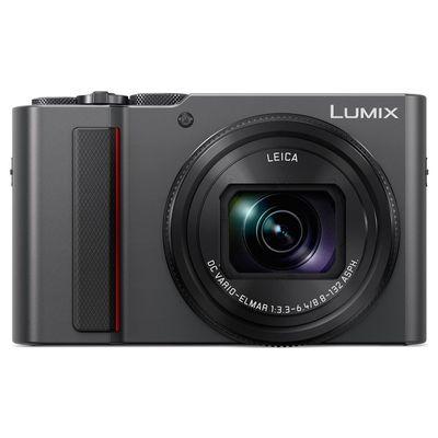 Für weitere Info hier klicken. Artikel: Panasonic Lumix DC-TZ 202 silber-schwarz