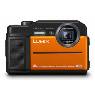 Für weitere Info hier klicken. Artikel: Panasonic Lumix DC-FT7 orange