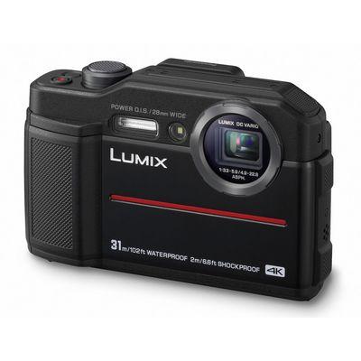 Für weitere Info hier klicken. Artikel: Panasonic Lumix DC-FT7 schwarz