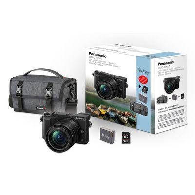 Für weitere Info hier klicken. Artikel: Panasonic Lumix GX80 + 12-60 mm OIS Special Edition schwarz