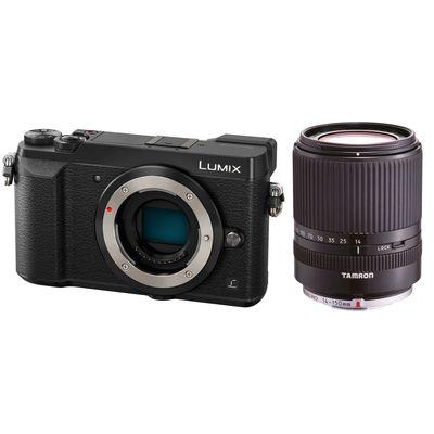 Für weitere Info hier klicken. Artikel: Panasonic Lumix GX80, Tamron 14-150 Di III schwarz