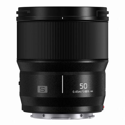 Für weitere Info hier klicken. Artikel: Panasonic Lumix S 50mm f/1,8 L-Mount