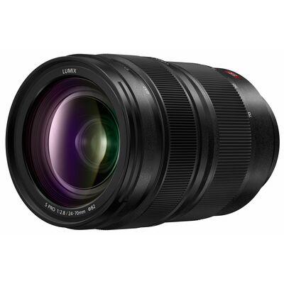 Für weitere Info hier klicken. Artikel: Panasonic Lumix S Pro 24-70mm f/2,8 L-Mount