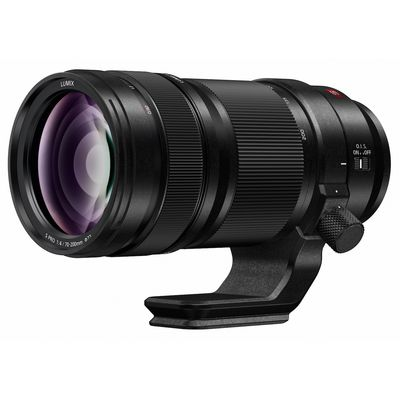 Für weitere Info hier klicken. Artikel: Panasonic Lumix S Pro 70-200mm f/4,0 O.I.S. L-Mount schwarz