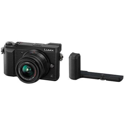 Für weitere Info hier klicken. Artikel: Panasonic Lumix DMC-GX80 + AF 14-42mm + Handgriff DMW-HGR2GU Micro Four Thirds schwarz