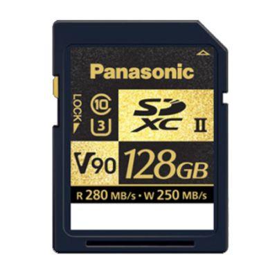 Für weitere Info hier klicken. Artikel: Panasonic SDXC, Class 10, UHS II, U3, V90, 280MB/s 128 GB