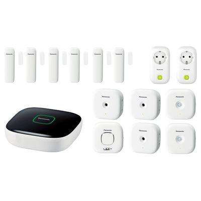 """Für weitere Info hier klicken. Artikel: Panasonic Smart Home Set """"für Ihr Haus"""""""