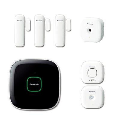 """Für weitere Info hier klicken. Artikel: Panasonic Smart Home Set """"für Ihre Wohnung"""""""