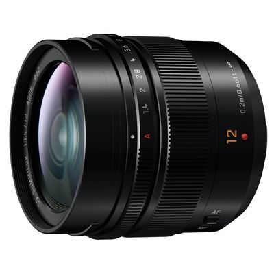 Für weitere Info hier klicken. Artikel: Panasonic Summilux F 12mm f/1,4 Leica DG Micro Four Thirds