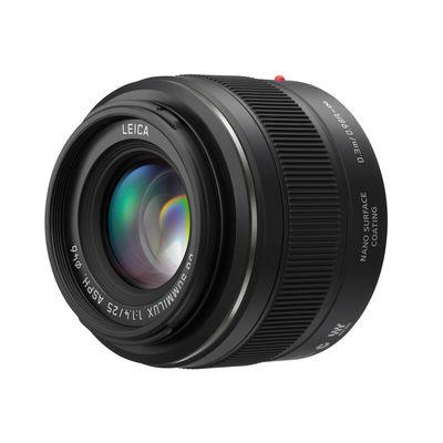 Für weitere Info hier klicken. Artikel: Panasonic Summilux F 25mm f/1,4 Leica DG Micro Four Thirds