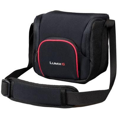 Für weitere Info hier klicken. Artikel: Panasonic Tasche DMW-PGH68XEK schwarz